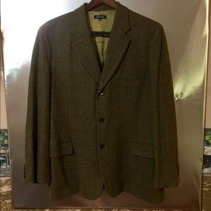 Men's XL Nautica 3 Button Wool Sportscoat